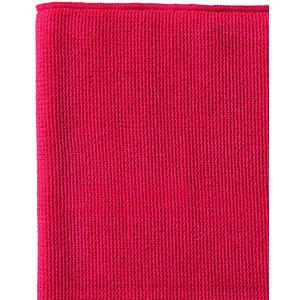 Kimberly-Clark Reinigungstücher Wypall 8397 Mikrofaser rot
