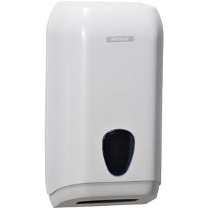 Katrin Toilettenpapierspender 953500 Einzelblatt hellgrau