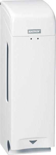Katrin Toilettenpapierspender 984503 3-Rollen-Spender Metall weiß