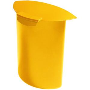 f: Abfalleinsatz MOON 6 Liter mit Deckel für 18190