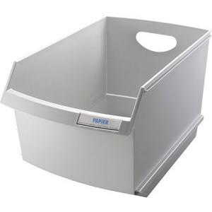Papierkorb LOGO Drive 25 Liter