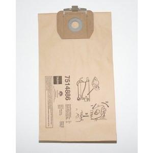 Taski Staubsaugerbeutel für Vento 8/baby bora 10 Stück