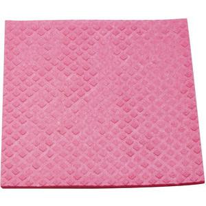 Meiko Schwammtuch für Küche/Bad feucht rosa