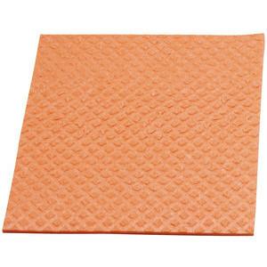 Meiko Schwammtuch für Küche/Bad feucht orange