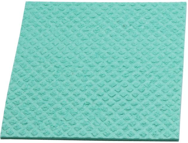Meiko Schwammtuch für Küche/Bad feucht grün 18 x 20 cm 10 Stück