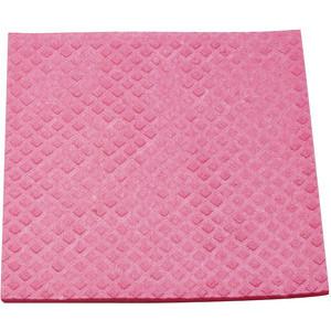 Meiko Schwammtuch für Küche/Bad trocken rosa