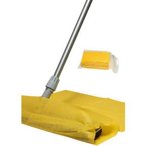 Meiko Staubtuch/Mopptuch imprägniert gelb