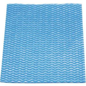 Meiko Reinigungstücher Wischfix perfo blau Viskose