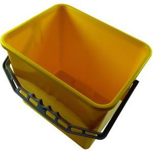Meiko Eimer 6 Liter gelb Kunststoffbügel
