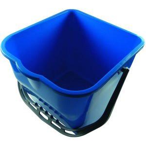 Meiko Eimer 15 Liter blau Kunststoffbügel