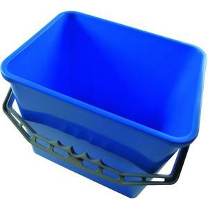 Meiko Eimer 9 Liter blau Kunststoffbügel