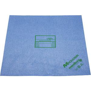 Meiko Reinigungstücher MPower Mikrofaser für Schreibtisch blau