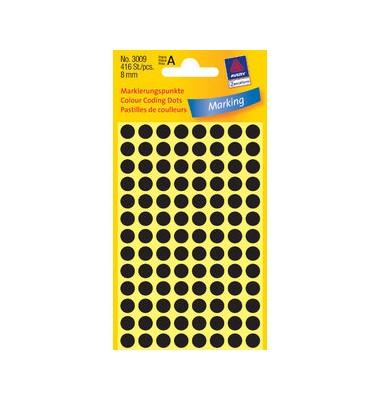 Markierungspunkte mit 8 mm Durchmesser