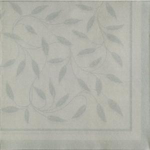 Papstar Servietten Royal Collection Mediterran weiß 40x40cm