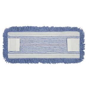 Rubbermaid Flachmoppbezug Sani blau 41 x 14 cm