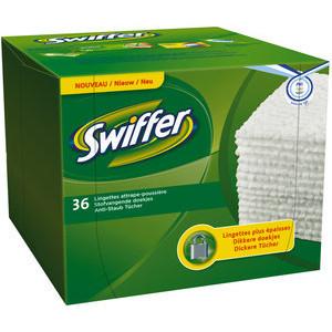 Swiffer Anti-Staub Tücher Nachfüllpack für Bodenwischer