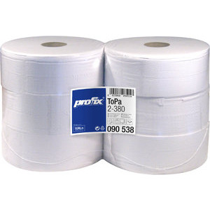 Temca Toilettenpapier Jumbo premium Profix 090538 2-lagig 6 Rollen