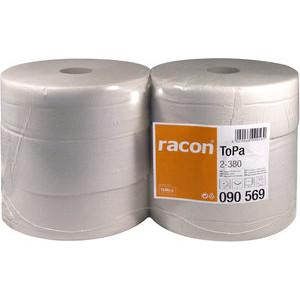 Racon Toilettenpapier Jumbo comfort 090569 2-lagig 6 Rollen