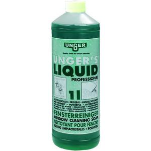 Unger Liquid Professional Glasreiniger 1 Liter Flasche