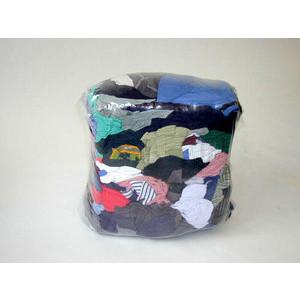 Staples Putztücher bunt DIN 61650 10 kg
