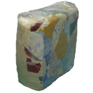 Staples Putztücher Baumwolle/Synthetik bunt DIN61650 10 kg
