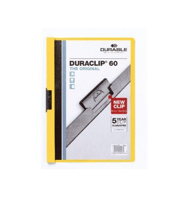 Durable Klemmhefter Duraclip 60