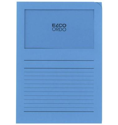Elco Ordo Classico Organisationsmäppchen intensivblau