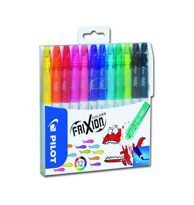 Filzstifte Pilot Frixion Colors