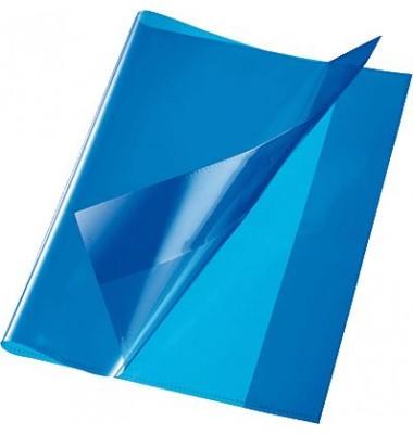 farbig-transparenter Heftschoner