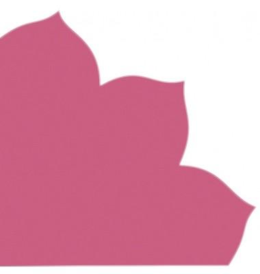 rosa Japanservietten