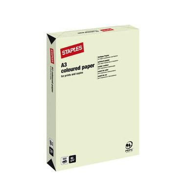 HEAD Kopierpapier lindgrün pastell