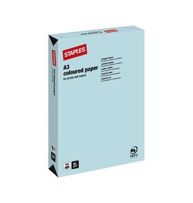 HEAD Kopierpapier eisblau pastell