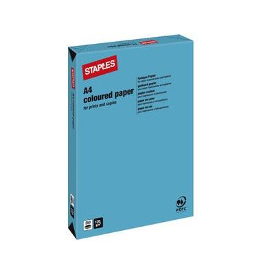 HEAD Kopierpapier dunkelblau intensiv