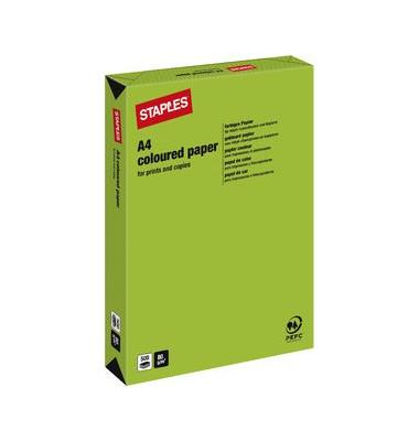 HEAD Kopierpapier grün neon