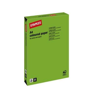 HEAD Kopierpapier maigrün intensiv
