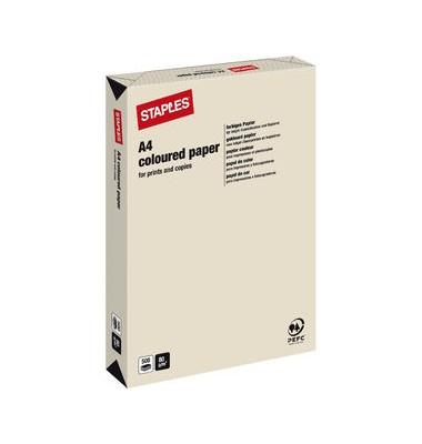 HEAD Kopierpapier perlgrau pastell
