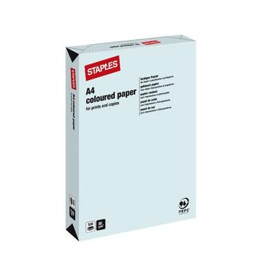 HEAD Kopierpapier hellblau pastell