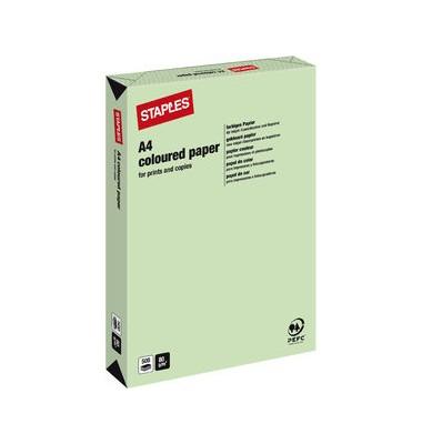 HEAD Kopierpapier hellgrün pastell