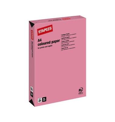 HEAD Kopierpapier pink intensiv