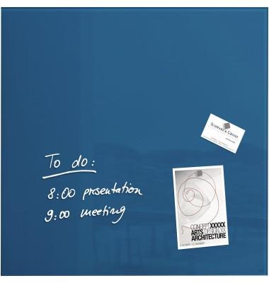Sigel Magnetboard blau