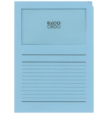 Elco Organisationsmappe Ordo classico blau