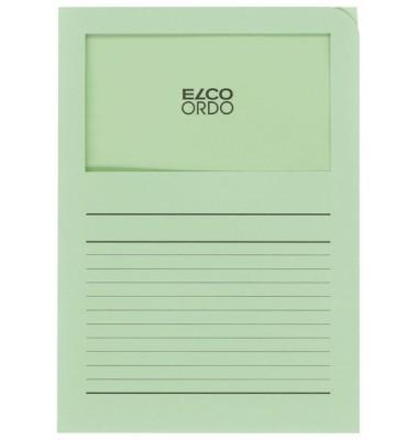 Elco Organisationsmappe Ordo classico grün