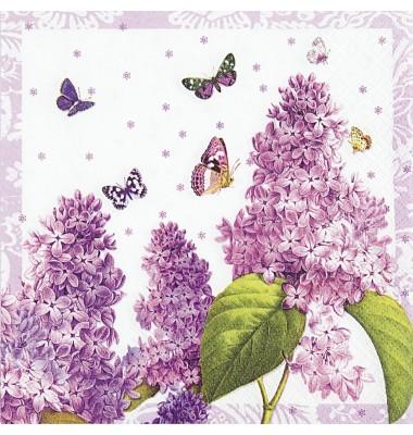 Blumen-Servietten