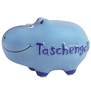 Sparschwein in Hippo-Form