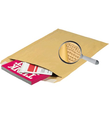 Versandtasche mit Papierpolster