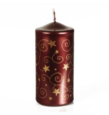 Kerze für Weihnachten
