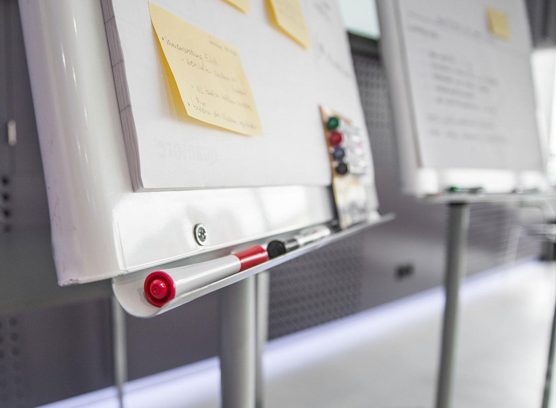 Gelungen planen, präsentieren, ausstellen – Whiteboard, Flipchart, Pinnwand, Magnetboard, Planungstafel, Prospektständer uvm.