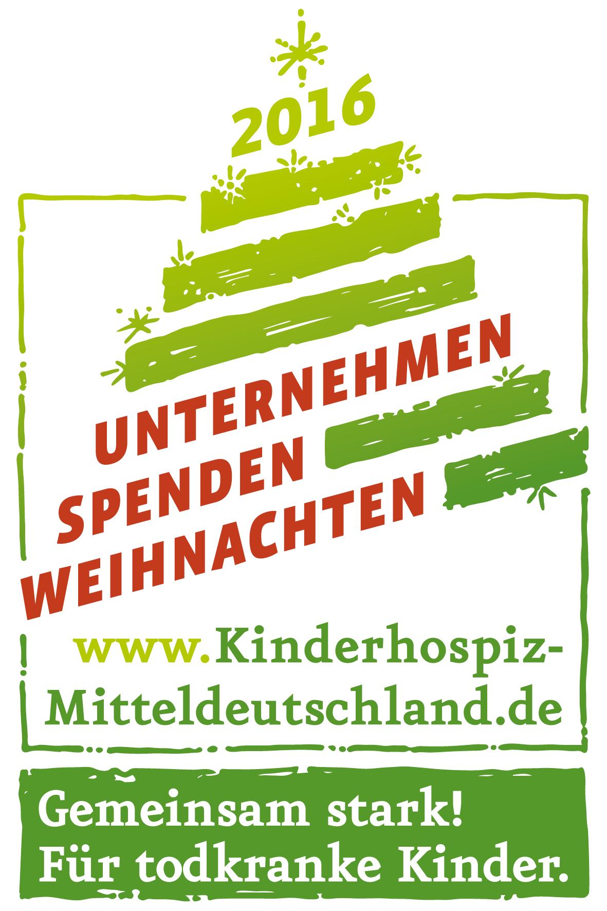 Logo Kinderhospitz Mitteldeutschland