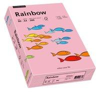 Pastellfarbenes Rainbow Druckerpapier rosa