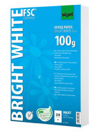 Sigel Inkjetpapier IP-125 Bright White